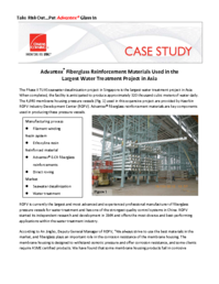 Oc advantex in desalination case study