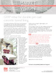 Market vision gfrp rebar case study