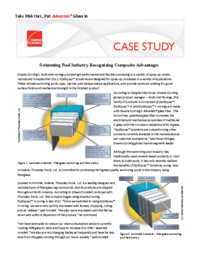 Swimming pool case study