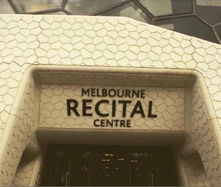 Recital large small