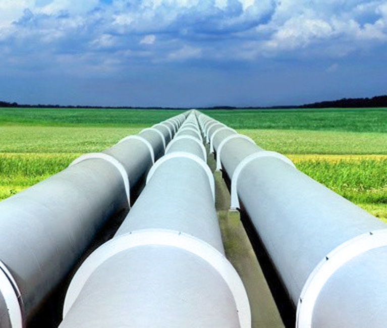 Pipeline for irrigation article
