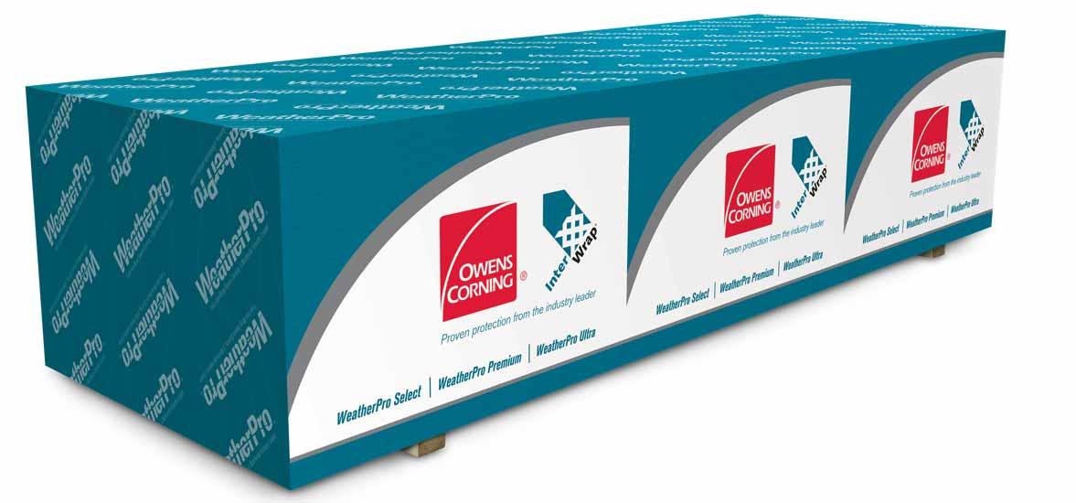 WeatherPro Wood Packaging