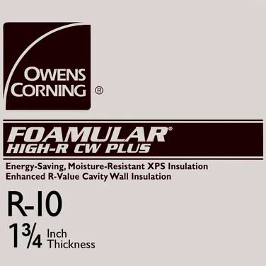 Foamular 174 250 Owens Corning Insulation