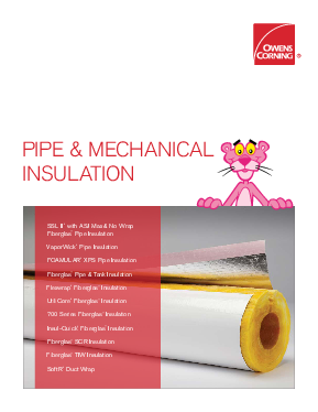 Softr duct wrap frk owens corning insulation publicscrutiny Images