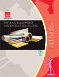 cover image of Pipe & Equipment Insulation Solutions Catalog