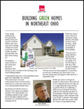 cover image of Case Study - Building Green Homes in Northeast Ohio