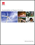 cover image of Sustainability at Owens Corning (2008)