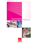 cover image of Sustainability at Owens Corning (2010)