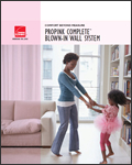 cover image of Comfort Beyond Measure PROPINK Complete™ Blown-In Wall System