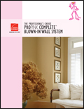 cover image of The Professional's Choice PROPINK Complete™ Blown-In Wall System
