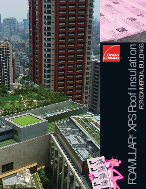 cover image of FOAMULAR XPS Roof Insulation for Commercial Buildings Brochure