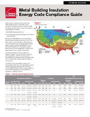 cover image of MBI Energy Code Compliance Technical Bulletin