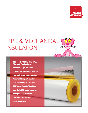 Softr duct wrap frk owens corning insulation pipe and mechanical insulation publicscrutiny Gallery