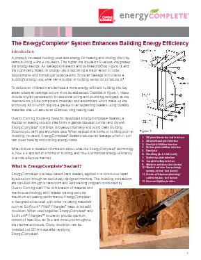 cover image of EnergyComplete White Paper Brochure