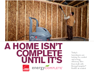cover image of EnergyComplete Builder Brochure