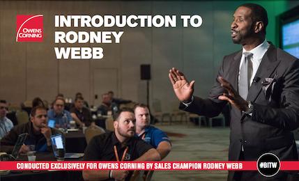 Introduction to Rodney Webb