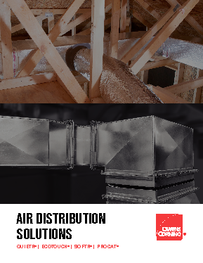 cover image of Air Distribution Solutions Brochure