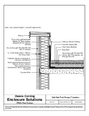 Fluid Applied Waterproofing Membrane Owens Corning Enclosure
