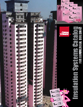 cover image of Insulation Systems Catalog for Commercial Buildings Brochure