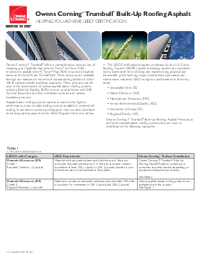 cover image of Trumbull Leed Sheet
