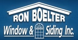 Ron Boelter Window, Siding, & Roofing logo