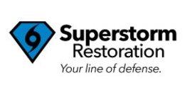 Superstorm Restoration logo