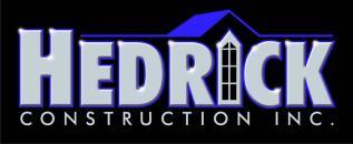 Hedrick Construction, Inc. logo