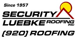 Security-Luebke Roofing logo