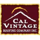 Cal-Vintage Roofing logo