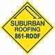 Suburban Roofing logo