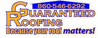 Guaranteed Roofing logo