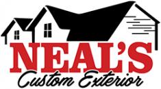 Neal's Custom Exterior logo