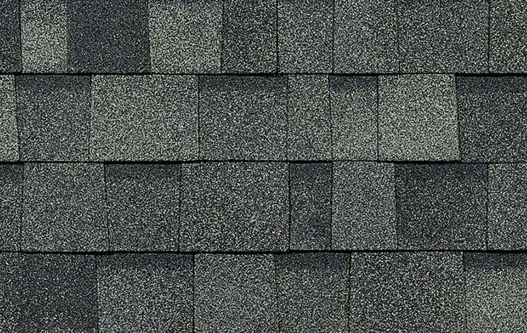 oakridge roofing shingles | estate gray | owens corning