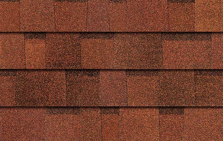 Trudefinition 174 Duration Roofing Shingles Terra Cotta