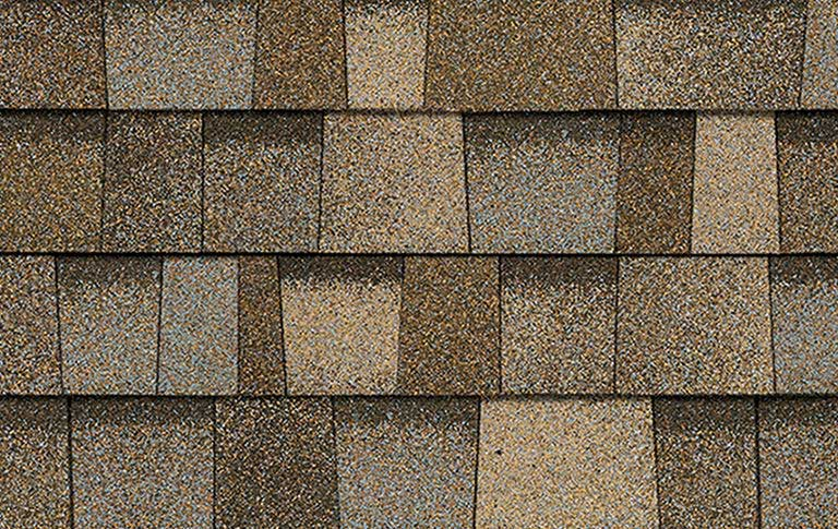 Trudefinition 174 Duration Designer Roofing Shingles Sand
