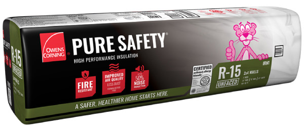 Pure Safety® High Performance Insulation