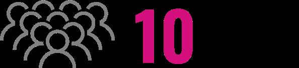 10 Users