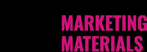 Customized Marketing Materials