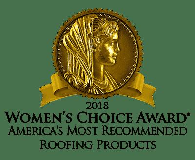 2018 Women's Choice Award
